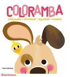 Coloramba! Koira värityskirja