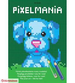 Pixelmania: Koira värityskirja