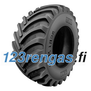 BKT Agrimax RT600 ( 540/65 R28 145A8 TL kaksoistunnus 142D ) Teollisuus-, erikois- ja traktorin renkaat