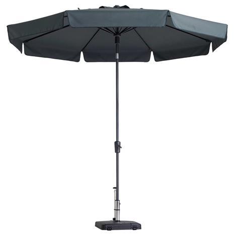 Madison Päivänvarjo Flores Luxe 300 cm Harmaa PAC2P014