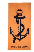 Lord Nelson Victory Anchor, rantapyyhe 80 x 160 cm