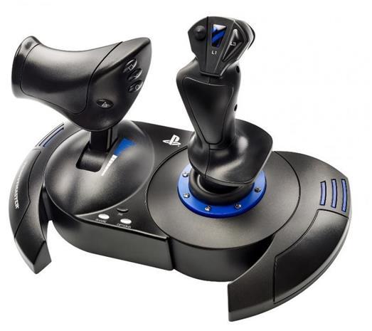 Thrustmaster T.Flight Hotas 4, PS4/PC -sauvaohjain