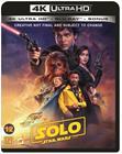 Solo: A Star Wars Story (4k UHD + Blu-Ray), elokuva
