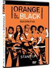Orange Is The New Black: Kausi 5, TV-sarja