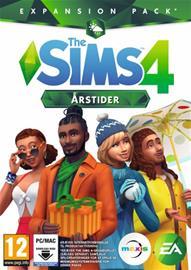 The Sims 4 - Vuodenajat (lisäosa), PC-peli