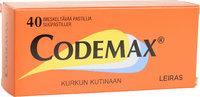 Codemax yskänpastilli 40 kpl