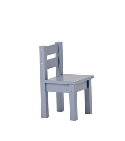 Hoppekids - MADS Children Chair - Grey