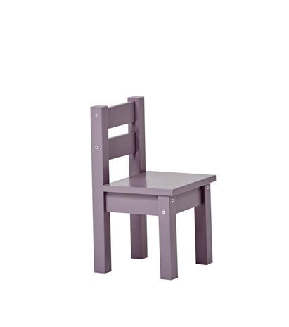 Hoppekids - MADS Children Chair - Lavender