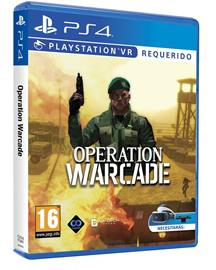 Operation Warcade, PS4 VR -peli