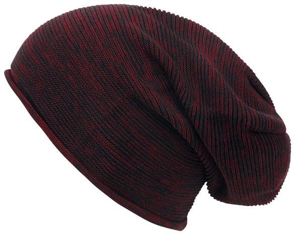 Kevyt Tuubipipo Pipo musta-viininpunainen