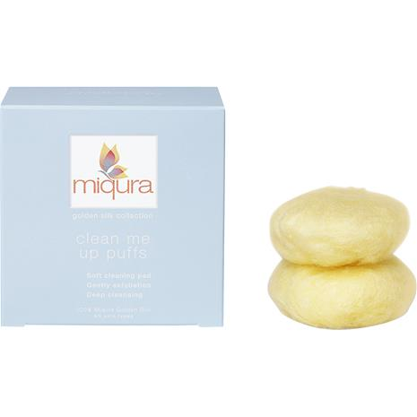 Miqura Clean Me Up Puffs - 4 Pcs 4 g