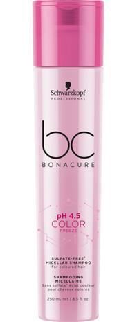 Schwarzkopf Professional BC pH4.5 Color Freeze Sulfate Free Shampoo (250ml)