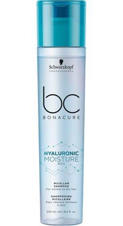 Schwarzkopf Professional BC Hyaluronic Moisure Kick Shampoo (250ml)