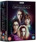 Orphan Black: Kaudet 1-5 (Blu-Ray), TV-sarja