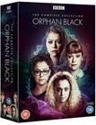 Orphan Black: Kaudet 1-5, TV-sarja
