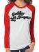 SUICIDE SQUAD - DADDY'S LITTLE MONSTER pitkähihainen T-paita koko S