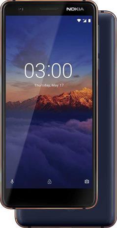 Nokia 3.1 32GB, puhelin