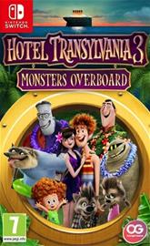 Hotel Transylvania 3: Monsters Overboard, Nintendo Switch -peli