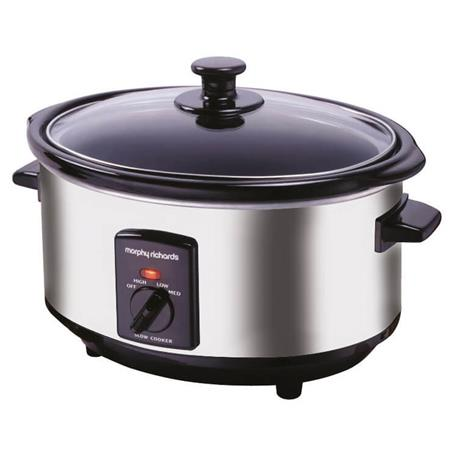 MORPHY RICHARDS Slowcooker-keitin Accent 3.5 l
