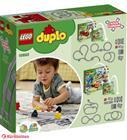Lego Duplo 10872, Junasilta ja junarata (Train Bridge and Tracks)