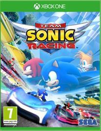 Team Sonic Racing, Xbox One -peli