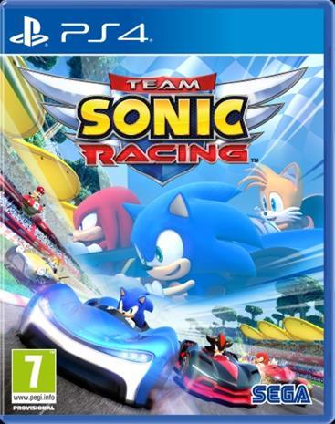 Team Sonic Racing, PS4 -peli