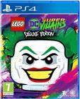 Lego DC Super Villains Deluxe Edition, PS4 -peli