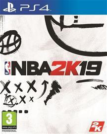 NBA 2K19, PS4-peli
