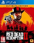Red Dead Redemption 2 - Ultimate Edition, PS4-peli