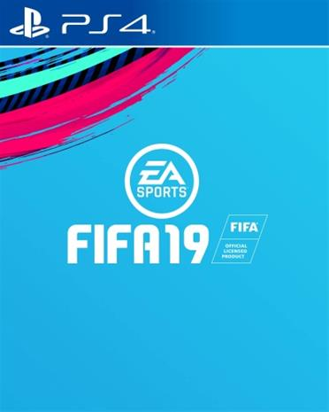 FIFA 19, PS4-peli