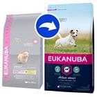 Eukanuba Active Adult Small Breed Chicken - säästöpakkaus: 3 x 3 kg