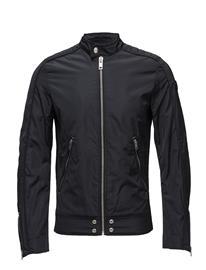 Diesel Men J-Quad Jacket BLACK