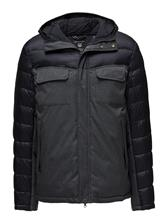 GANT O1. The Velocity Jacket ANTRACIT MELANGE