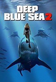 Deep Blue Sea 2 (2018), elokuva