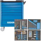Työkaluvaunu työkaluilla Gedore 2980312; 147 kpl.