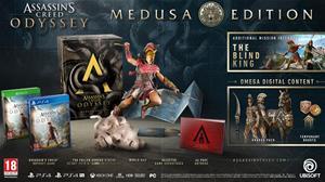 Assassin's Creed: Odyssey Medusa Edition, PS4-peli