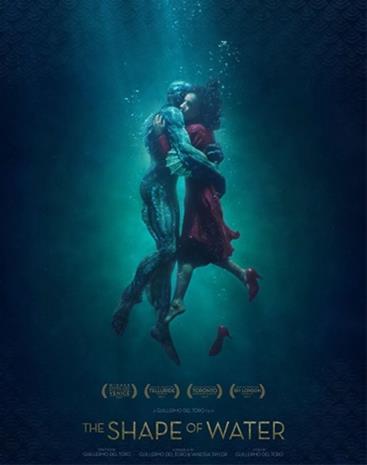 The Shape of Water (2017), elokuva