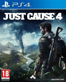Just Cause 4, PS4-peli