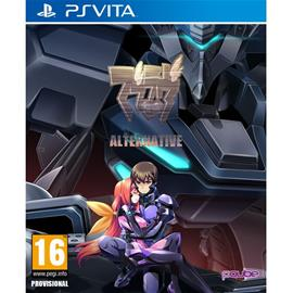 Muv-Luv Alternative, PS Vita -peli