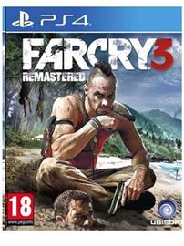 Far Cry 3 HD Remastered, PS4 -peli