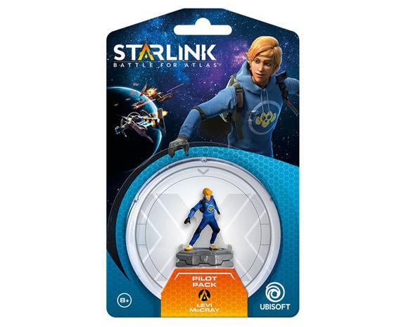 Starlink: Battle for Atlas - Pilot Pack Levi McCray, hahmo
