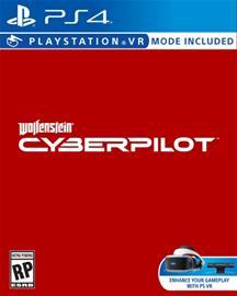 Wolfenstein: Cyberpilot, PS4 VR -peli