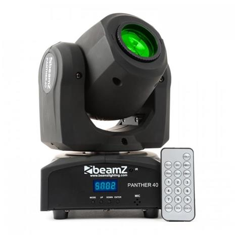 Panther 40 LED-Spot - moving head