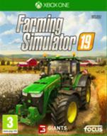 Farming Simulator 19, Xbox One -peli
