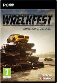 Wreckfest, PC -peli