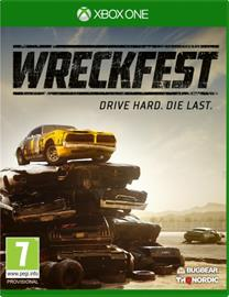 Wreckfest, Xbox One -peli