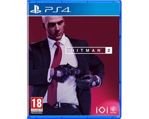 Hitman 2, PS4-peli