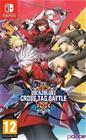 BlazBlue: Cross Tag Battle, Nintendo Switch -peli