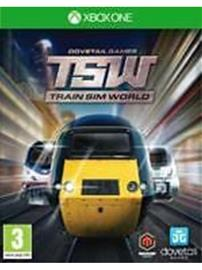 Train Sim World, Xbox One -peli