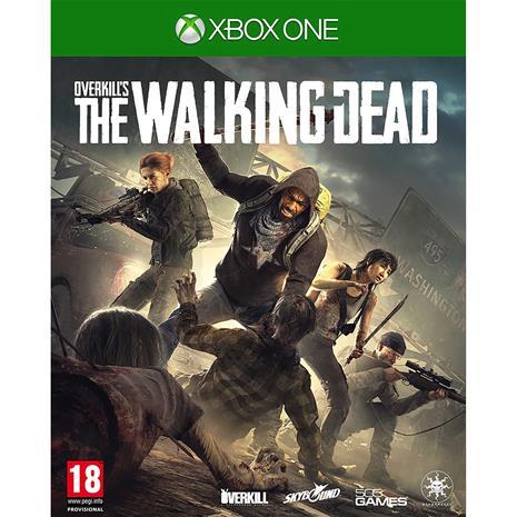 Overkill's The Walking Dead, Xbox One -peli